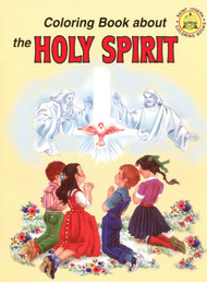 Coloring Book - Holy Spirit