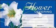 Flower Offering Envelopes for Easter
