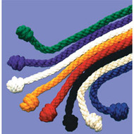 "#30 Rope: Cinctures are 144"" long. Knotted ends. Please specify color: white, red, beige, green, purple, gold, blue, & black."