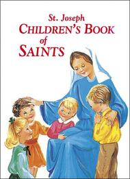 Childrens Book of Saints