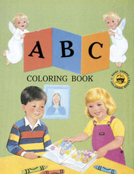 Coloring Book - Catholic A,B,C