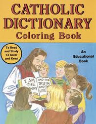 Coloring Book, Catholic Dictionary