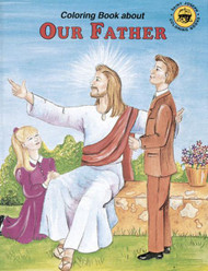 "A fun and creative way for children to learn about the prayer given to us by Jesus Himself. Text by Michael Goode and illustrations by Joan S. Mingo. 8 1/2"" x 11"" ~ 32 pages"