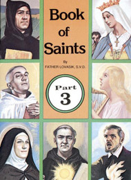 Book of Saints Part III, Picture Book