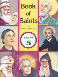 Book of Saints Part V, Picture Book