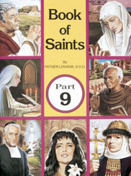 Book of Saints Part IX, Picture Book