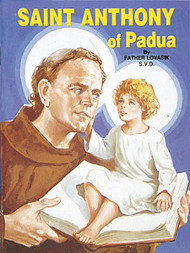 St. Anthony of Padua Picture Book
