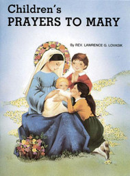 Children's Prayers to Mary, Picture Book