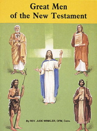 Great Men of the New Testament, Picture Book
