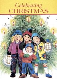 St Joseph Picture Books ~ Teaches children the true meaning of the celebration of Christmas.  Full-color illustrations. Part of a magnificent series of religious books simply written by Rev. Jude Winkler, O.F.M. Conv., that will help celebrate God's love for us and help children better understand the Catholic faith. Dimensions: 5 1/2 X 7 3/8 ~ Paperback ~ 32 pages
