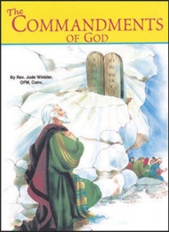 Commandment's of God, Picture Book