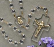 Wall Rosary, Crystal