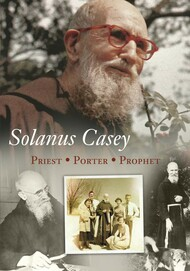 """This extraordinary film explores the heroic life of a remarkable, modern day mystic, Father Solanus Casey, who was relegated to doing little more than being a simple doorman in his monastery. But God would transform the role his superiors assigned him, appointing it a far greater significance to be continued even beyond his earthly life, that of prophet, healer, and intercessor. Known as a wonder-worker and a powerful instrument of divine healing and hope, he touched countless lives. His untiring attention to the sick and poor, combined with his prayers, wise counsel, and burning faith brought an unprecedented outpouring of grief at his death in 1957. More than 20,000 people attended the funeral of this selfless American-born priest.  As a part of his canonization process, the exhumation of his body in 1587 revealed him to be """"remarkably intact, and well preserved,"""" seemingly defying corruption. One eyewitness was astonished to see a tiny glimpse of Fr. Solanus' piercing blue eyes again after being buried for 30 years!  A gripping story of this priest's simple and unshakable faith in God's goodness unfolds through interviews with his friends, colleagues, eyewitnesses, biographers, and those direct recipients of his healing and prophecy. Rare, never-before-seen film footage and historical photographs are included with actual footage from the exhumation of this exemplary Servant of God."""