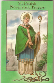 Novena Booklet, St. Patrick