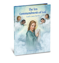 Gloria Childrens Books, The Ten Commandments