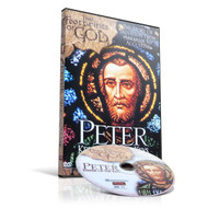 Footprints of God: Peter Keeper of the Keys, DVD
