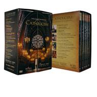 Catholicism: A Journey of a Lifetime by Very Rev. Robert E. Barron. DVD Set
