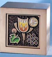 Bronze Tabernacle 9519