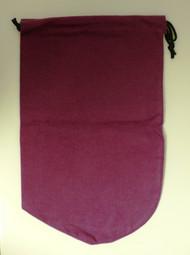 Velour Chalice Bag