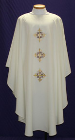Easy Care Embroidered Chasuble 2027