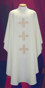 Easy Care Embroidered Chasuble 2021