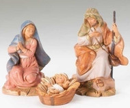 "Centennial Holy Family 5"" Fontanini Figures"