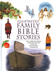 Illustrated Family Bible Stories Book