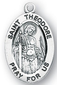 Saint Theodore - Patron Saint of Soldiers