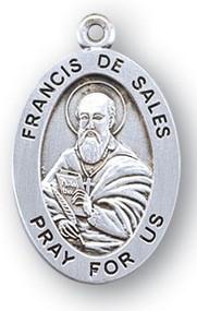 Saint Francis de Sales - Patron Saint of the Deaf, Educators, Writers, and Journalist