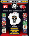 Poker Chip Customizer Kit