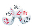 Crown and Anchor Dice