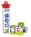 LCR Dice Game