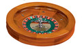 Exotic Wood Roulette Wheel