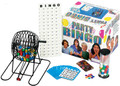 Large Party Bingo Set with Colored Bingo Balls, Bingo Cards and Masterboard
