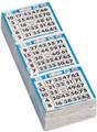 Bingo Sheets     Triple Face Sheets