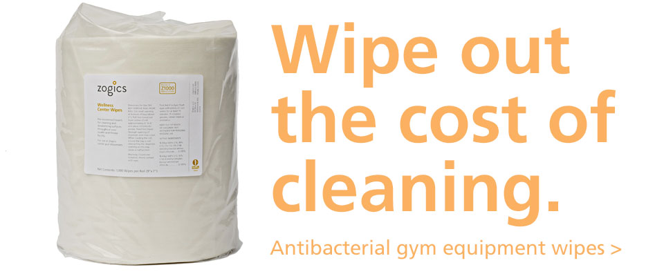 disinfecting gym wipes