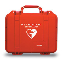 Philips HeartStart OnSite AED & FRx Carry Case, Hard-Shell, Water-Proof