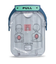 Philips HeartStart OnSite AED Defibrillator, SMART Pads Cartridge, Infant/Child, M5072A