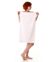 16x30 Hand Towel, 450A Series, White