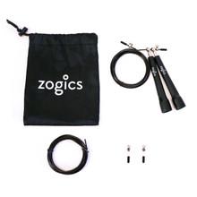 Zogics Premium Speed Jump Rope, Adjustable Length