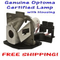 Authentic Optoma Replacement Lamp BL-FU185A for HD66 TS526 PRO150S DS316 TX536 PRO250X DX619 ES526 EX536 TW536 PRO350W ET766XE ES526L EX536L