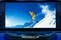 "120"" Grandview Prestige 4K Certified 16:9 Fixed Frame Projector Screen"