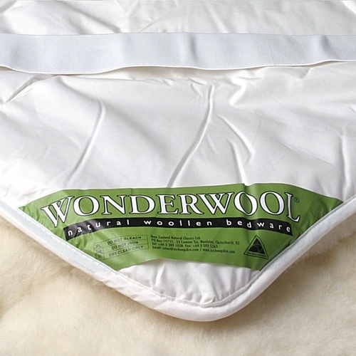 Wool Mattress Overlays