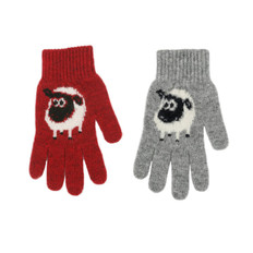 Lothlorian Woolly Sheep Merino Gloves