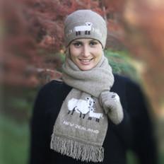 Lothlorian Merino - Possum NZ Sheep Beanie