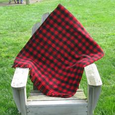 Town & Country 'Rob Roy MacGregor' Wool Tartan Picnic Rug