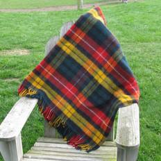 Town & Country 'Buchanan' Wool Tartan Picnic Rug