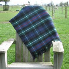 Town & Country 'McKenzie' Wool Tartan picnic rug