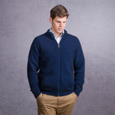 Noble Wilde Merino - Possum  'Suffolk' Jacket