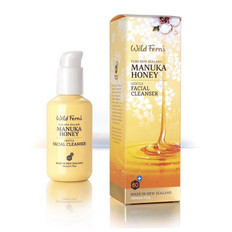 Wild Ferns Manuka Honey Gentle Facial Cleanser